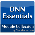 DNN Essentials