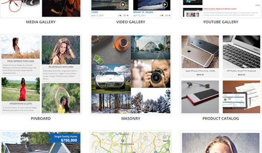 Live Content - DNN Picture & Video Gallery Module