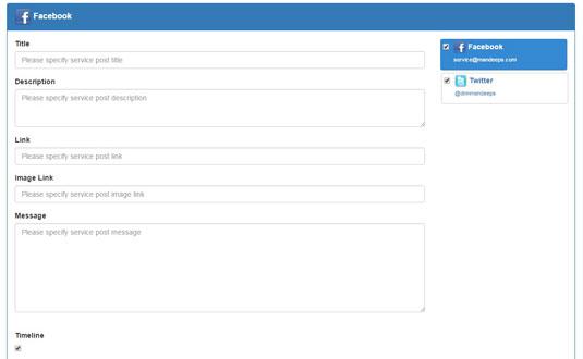 Live Social - Facebook, Twitter, Journal Integration w/DNN
